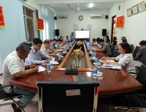 Khai giảng lớp huấn luyện An toàn, vệ sinh lao động tại Công ty Cổ phần Thủy điện Sông Ba Hạ