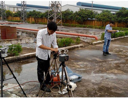 Thông báo tuyển sinh lớp sơ cấp Quan trắc tài nguyên nước – Tháng 6/2021